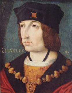 Carlo VIII Re di Francia
